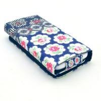 Чехол-футляр для смартфона с рисунком Flowers