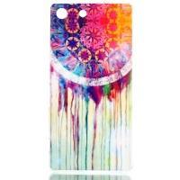 Силиконовый чехол для Sony Xperia M5 / M5 Dual Colorful Dreamcatcher