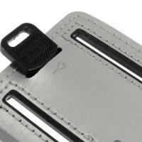Чехол для бега Media Arm Pocket серый