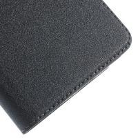 Чехол книжка для Samsung Galaxy Note 4 черный Mercury Case On