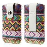 Чехол-футляр для смартфона Tribal Pattern