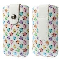 Чехол-футляр для смартфона Cute Owls