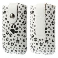 Чехол-футляр для смартфона Doggy Print