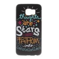 Кейс для Samsung Galaxy S6 орнамент Stars