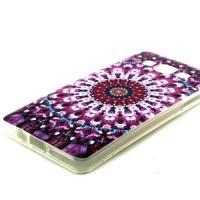 Силиконовый чехол для Samsung Galaxy A5, Galaxy A5 Duos - Purple Dream
