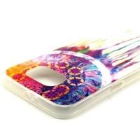 Силиконовый чехол для Samsung Galaxy S6 Colorful Dreamcatcher