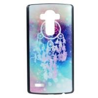 Пластиковый чехол для LG G4 с орнаментом Dreamcatcher