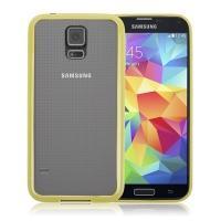 Силиконовый чехол для Samsung Galaxy S5 Crystal&Green