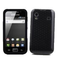 Силиконовый чехол для Samsung Galaxy Ace черный