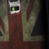 Кейс для Samsung Galaxy S5 Британский флаг