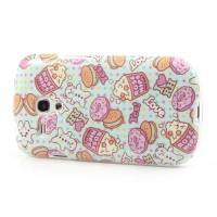 Силиконовый чехол для Samsung Galaxy S3 mini Cupcake