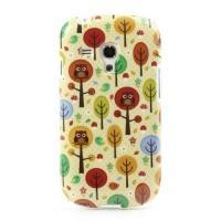 Силиконовый чехол для Samsung Galaxy S3 mini Forest