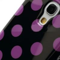 Силиконовый чехол для Samsung Galaxy S4 mini Black&Rose Bubble