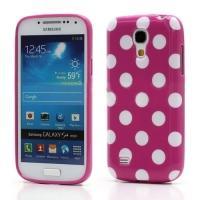 Силиконовый чехол для Samsung Galaxy S4 mini Rose Bubble
