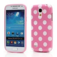 Силиконовый чехол для Samsung Galaxy S4 mini Pink Bubble
