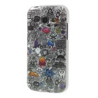 Силиконовый чехол для Samsung Galaxy Ace 3 Grafitti