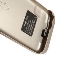 Чехол-аккумулятор для Samsung Galaxy S5 золотой