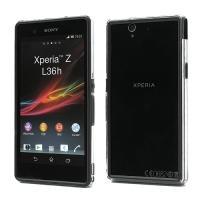 Бампер для Sony Xperia Z черный