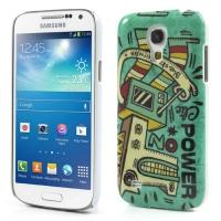 Кейс чехол для Samsung Galaxy S4 mini Power Click