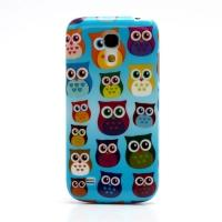 Кейс чехол для Samsung Galaxy S4 mini MultiOwl