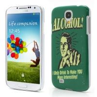 Кейс чехол для Samsung Galaxy S4 Alcohol!