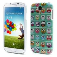Кейс чехол для Samsung Galaxy S4 Green MultiOwl