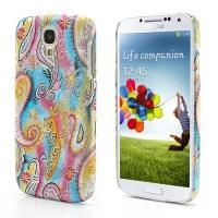 Кейс чехол для Samsung Galaxy S4 Перо феникса Light