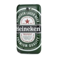 Чехол кейс для Samsung Galaxy Note 2 Heineken Beer