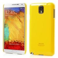 Кейс чехол для Samsung Galaxy Note 3 желтый
