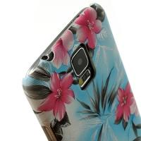 Кейс для Samsung Galaxy S5 Candy Pink Flowers