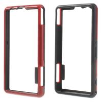 Силиконовый бампер для Sony Xperia Z1 Compact красный