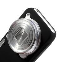 Чехол книжка для Samsung Galaxy S4 Zoom черный