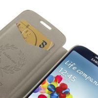 Чехол книжка для Samsung Galaxy K Zoom черный