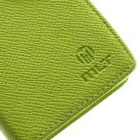 Flip чехол книжка для Sony Xperia L зеленый