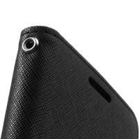 Flip чехол книжка для Sony Xperia C черный