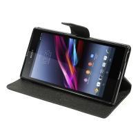 Flip чехол для Sony Xperia Z Ultra черный