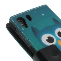 Flip чехол для Sony Xperia Z1 owl