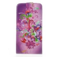 Flip чехол книжка для Sony Xperia Z1 Compact Explosion of colors