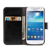 Чехол книжка для Samsung Galaxy S4 mini черный