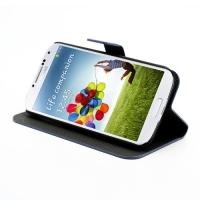Flip чехол для Samsung Galaxy S4 темно-синий
