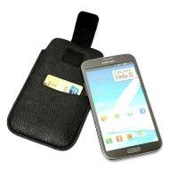 Чехол-футляр для смартфона черный Pocket Pouch