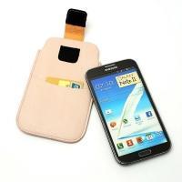 Чехол-футляр для смартфона розовый Pocket Pouch