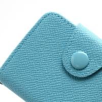 Чехол книжка для Sony Xperia Go голубой