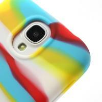 Силиконовый чехол для Samsung Galaxy S4 Color