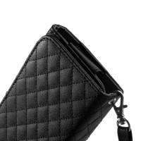 Чехол-футляр для смартфона черный цвет BIG