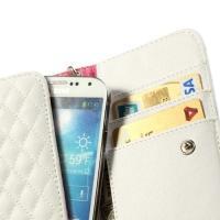 Чехол-футляр для смартфона белого цвета