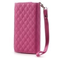 Чехол-футляр для смартфона розовый цвет