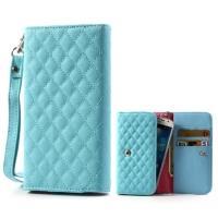 Чехол-футляр для смартфона голубой цвет BIG