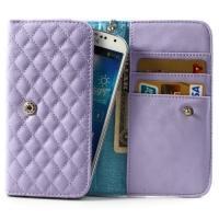 Чехол-футляр для смартфона фиолетовый цвет BIG