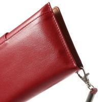 Чехол-футляр для смартфона красный цвет KANUODENG